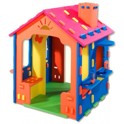 Конструктор детский Дом