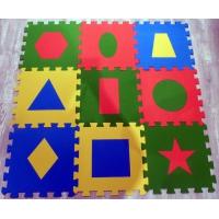 Игровой коврик - пазл «Геометрия»
