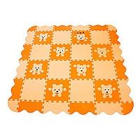 Игровой коврик-пазл Мишки