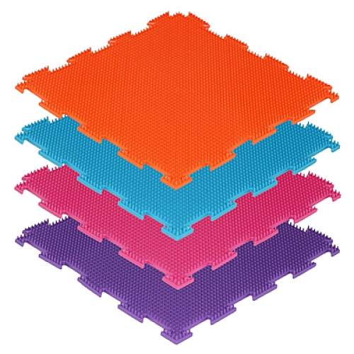 Массажный коврик-пазл Трава